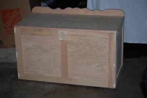 Blanket Box Full