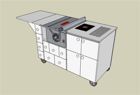 Cabinet plans for table saw plans free download my blog for Table saw cabinet plans free