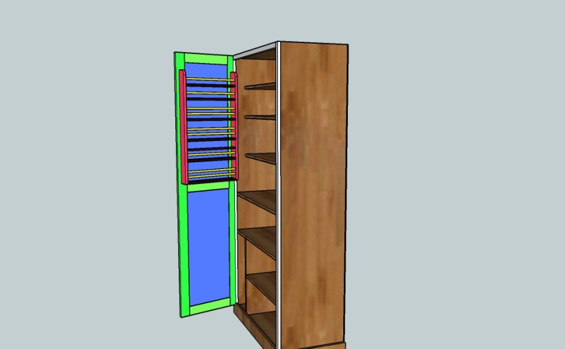 Plans for a PantryCabinet